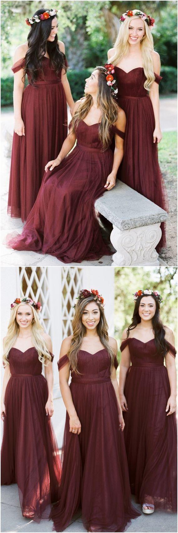 Wedding - Bridesmaids Ideas