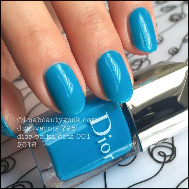 Свадьба - Nails - Dior
