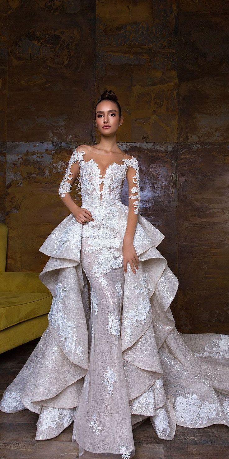 "Wedding - Crystal Design Wedding Dress ""Timeless Beauty"" Bridal Collection"