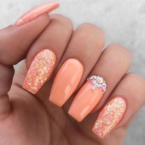 18 Trending Nail Designs That You Will Love - 18 Trending Nail Designs That You Will Love #2831480 - Weddbook