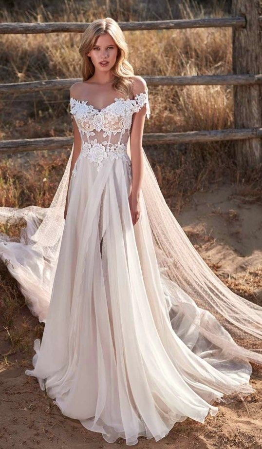 Свадьба - Martina Liana Wedding Dress Inspiration