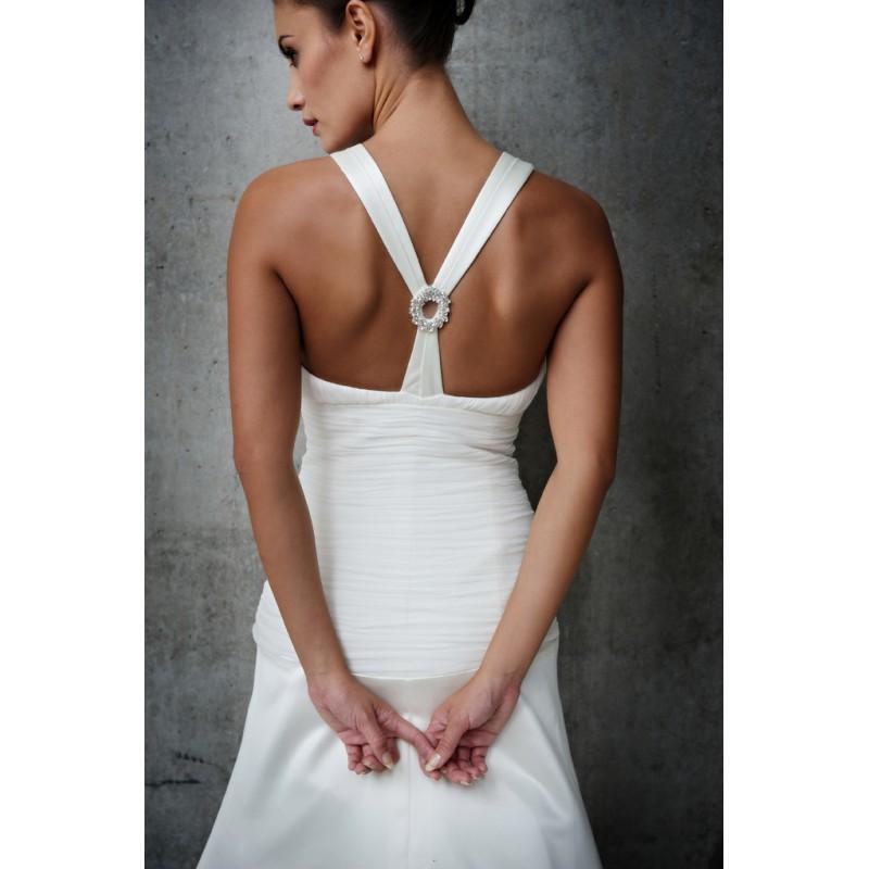 Hochzeit - Ivory & Co Eternal Back - Royal Bride Dress from UK - Large Bridalwear Retailer
