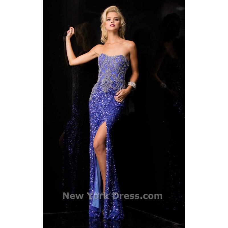 Свадьба - Scala 48439 - Charming Wedding Party Dresses