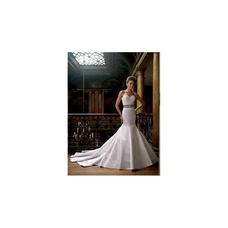 Wedding - David Tutera for Mon Cheri Wedding Dress Style No. 213242 - Brand Wedding Dresses