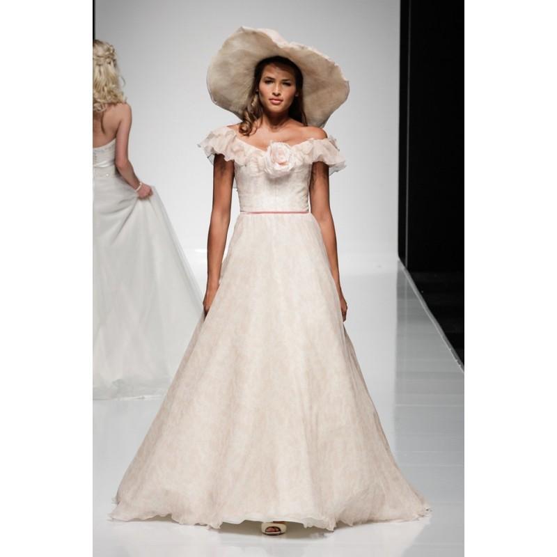 Alan Hannah O Hara Designer Wedding Dresses