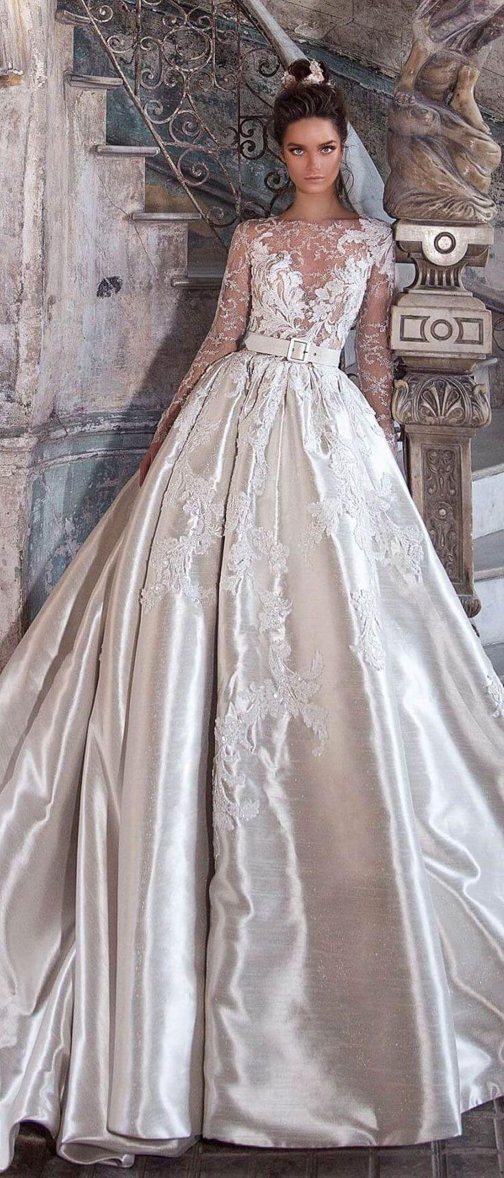 زفاف - Michal Medina 2018 Wedding Dresses