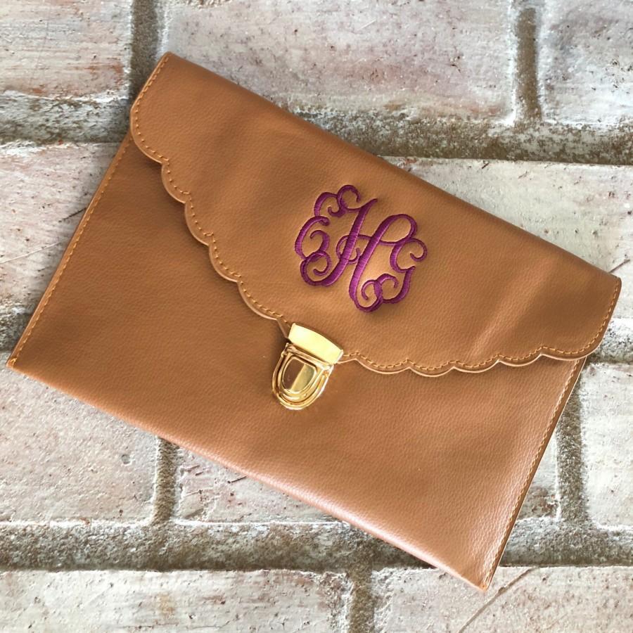 Свадьба - BROWN CLUTCH BAG - Brown Leather Clutch - Bridesmaid Clutch - Wedding Clutch - Envelope Clutch - Envelope Purse - Crossbody Bag - Gift Idea