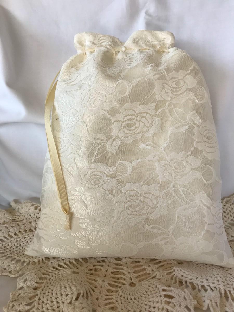 Money Dance Bag Ivory Dollar Vintage Wedding Purse