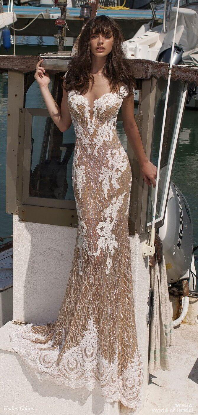 855e6b6bf3c Dress - Hadas Cohen 2018 Wedding Dresses  2832350 - Weddbook