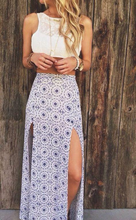 Mariage - 10  Boho Style Outfit Ideas