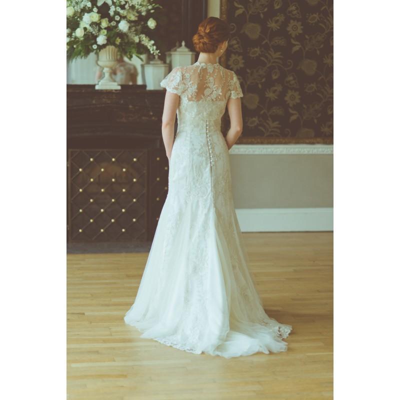 Wedding - Forget Me Not Designs Bloomsbury Mimi (4) - Royal Bride Dress from UK - Large Bridalwear Retailer