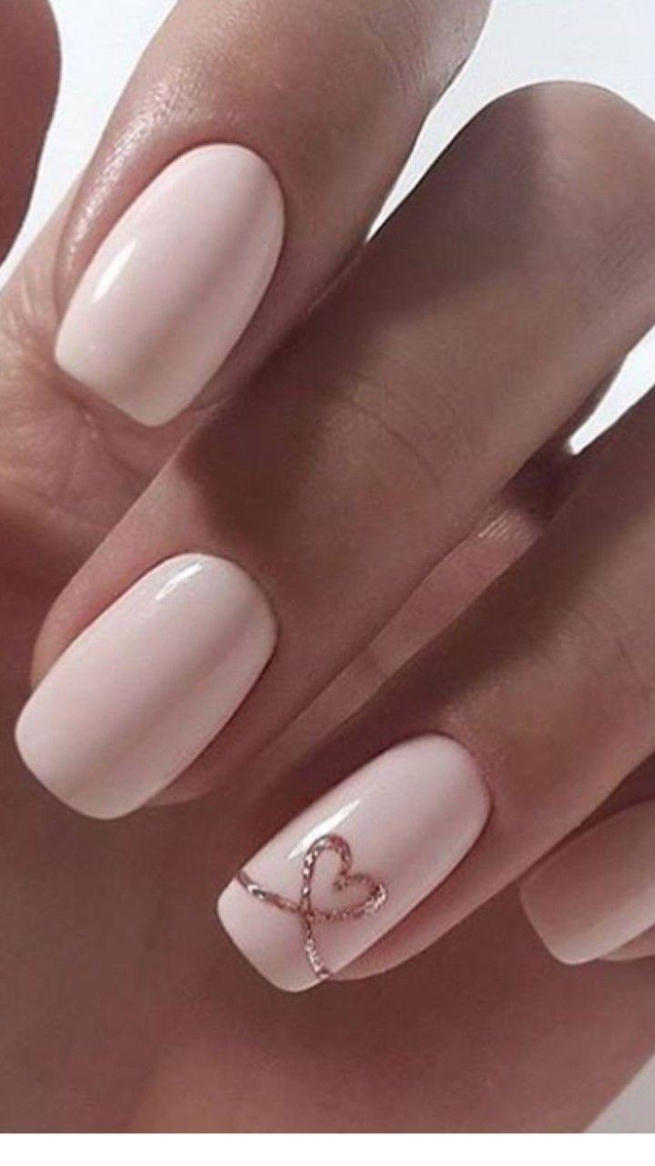 Hochzeit - Nail Art