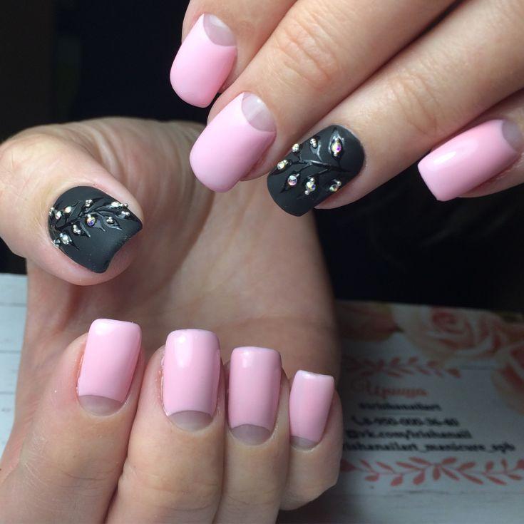 Wedding - 110  Moon Manicure Spring 2018