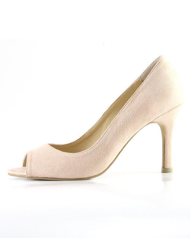 Hochzeit - Nude Wedding Shoes, Nude Bridal Shoes, Natural Beige Bridal Shoes, Champagne Bridal Shoes, Beige Wedding Shoes, Nude Bridesmaid Shoes