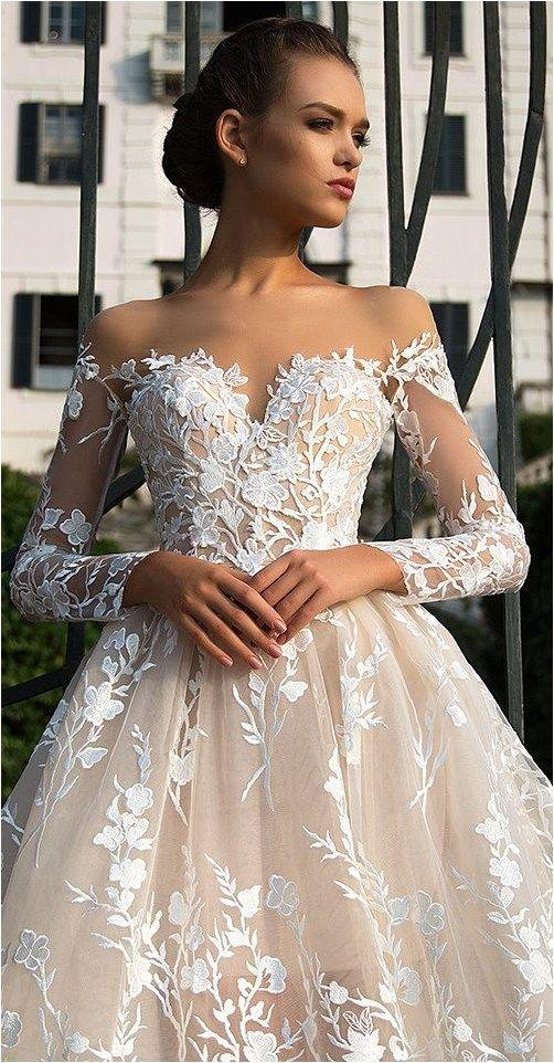 Mariage - Lace Sleeves Wedding Dresses (58)