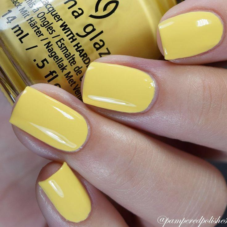 Mariage - China Glaze - Werk It Honey
