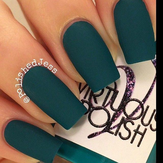 Wedding - Matte Nails