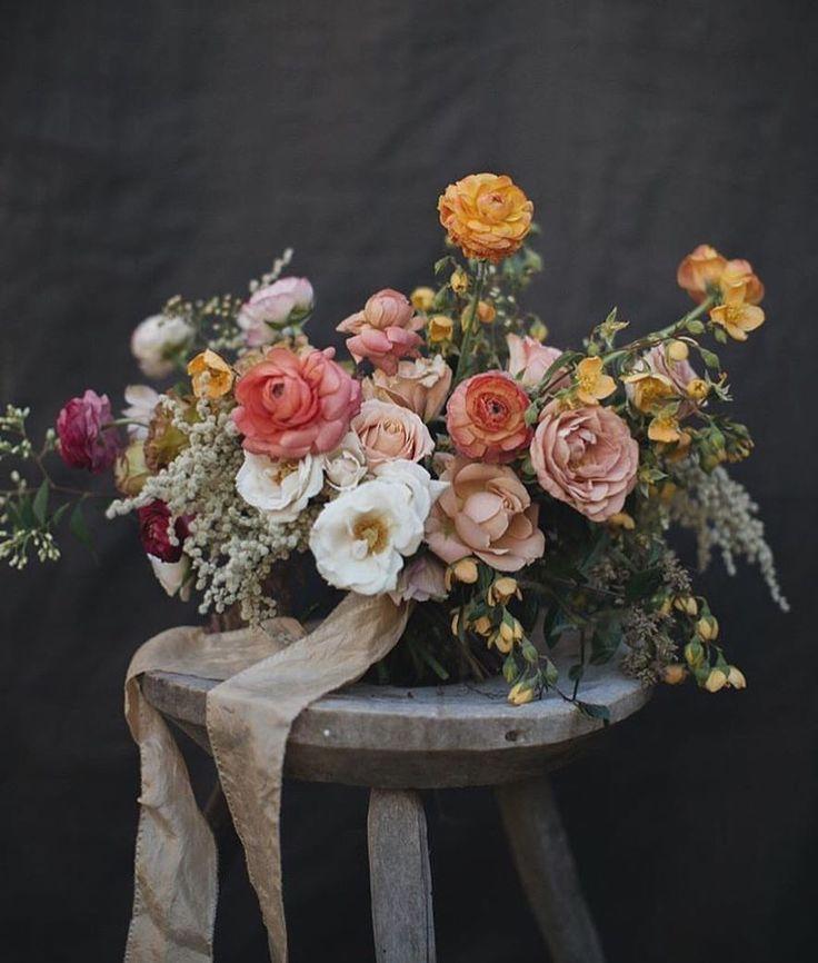 Wedding - Flower & Floral Inspirations