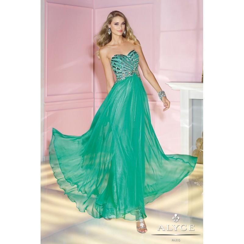 Hochzeit - Alyce Paris - Style 6193 - Formal Day Dresses