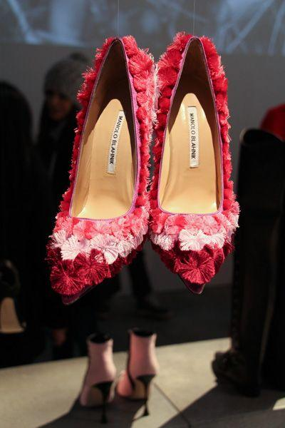 Свадьба - See Manolo Blahnik's Full Lineup For Fall 2014