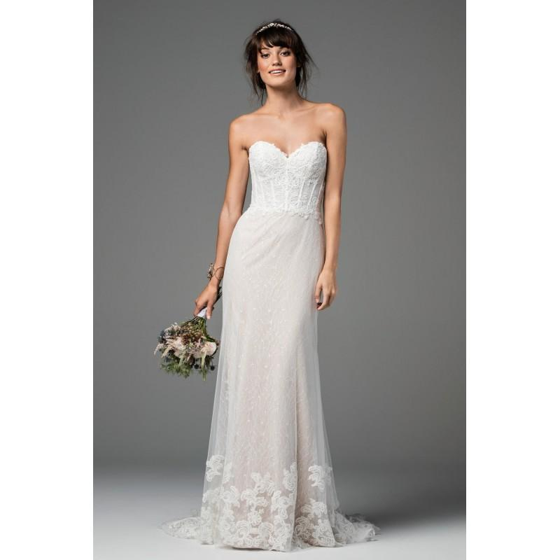 Willowby By Watters Liberty 58704 Wedding Dress Crazy Sale