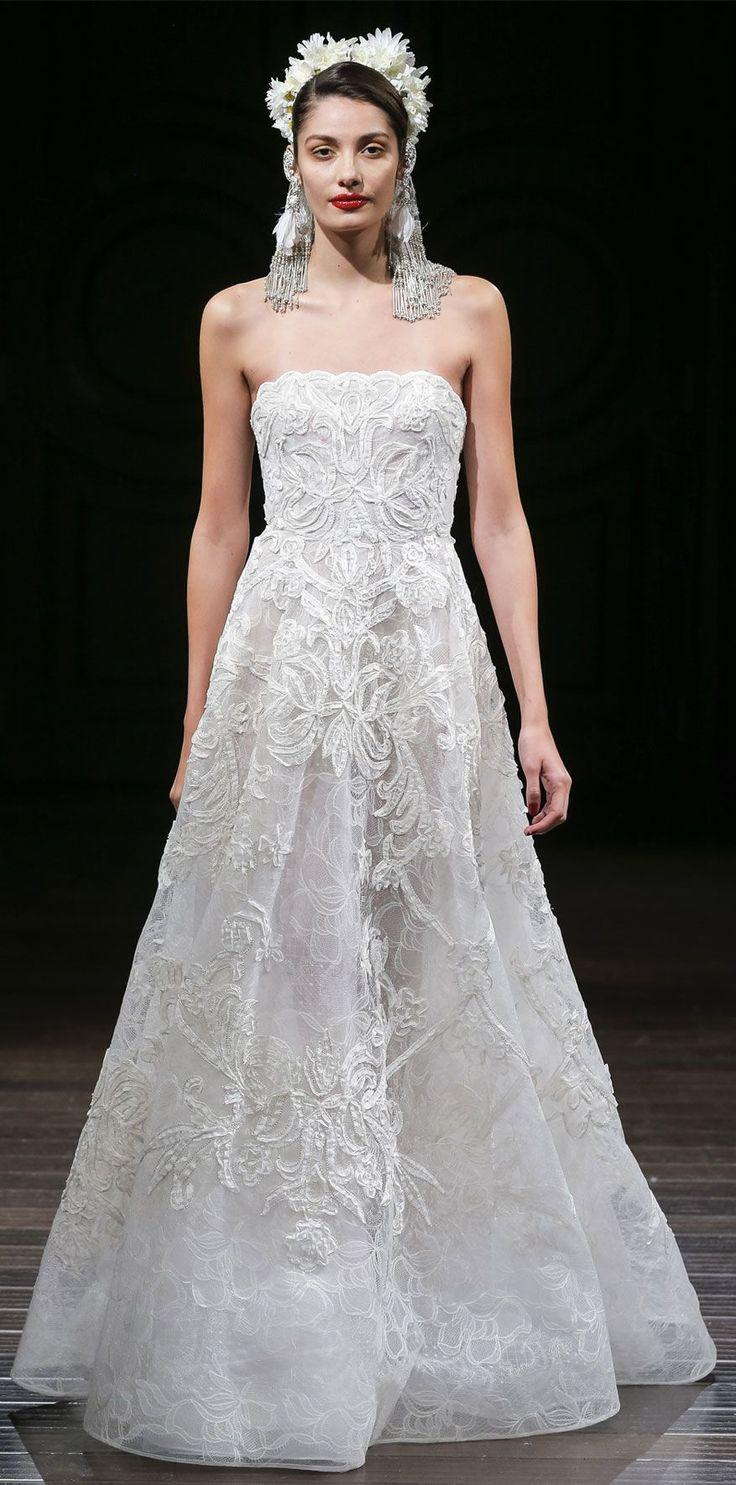 زفاف - Naeem Khan Wedding Dresses – Fall 2018 Bridal Collection