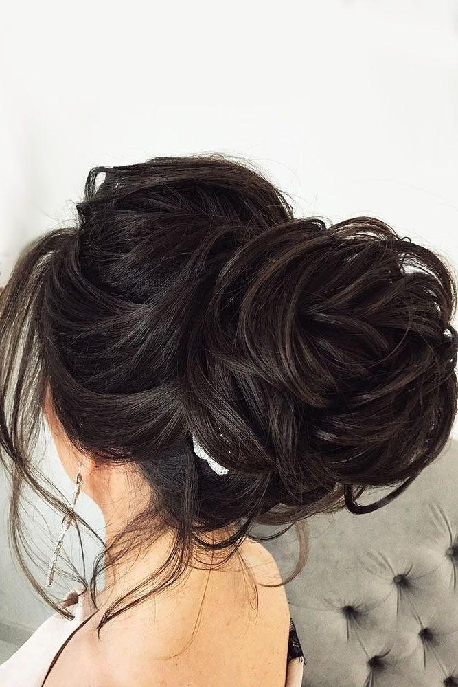 Wedding - Bridal Hairstyles : 30 Ideas For Wedding Hairstyle Inspiration ❤ Wedding Hairstyle Inspiration Upd...