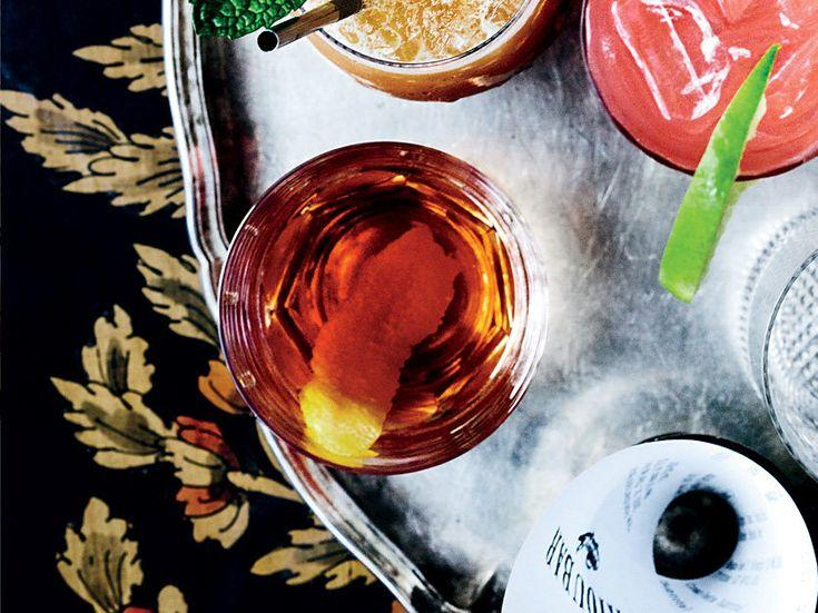 Wedding - Brandy Sazerac