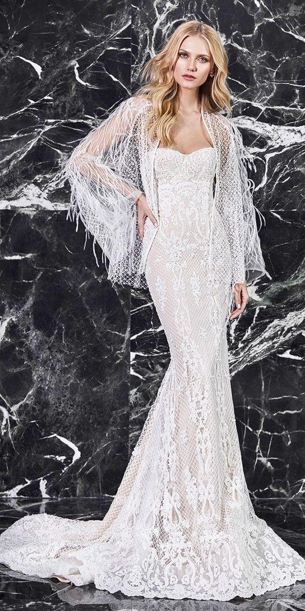 5e2b60212956 21 Wedding Dresses 2018 From Top Designers #2835136 - Weddbook