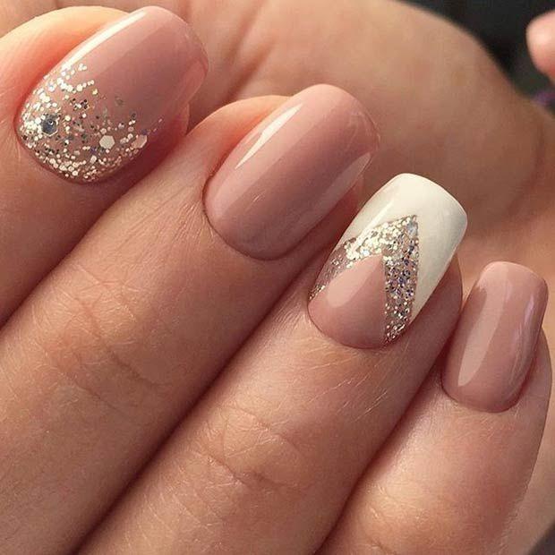 Wedding - Nail Designs