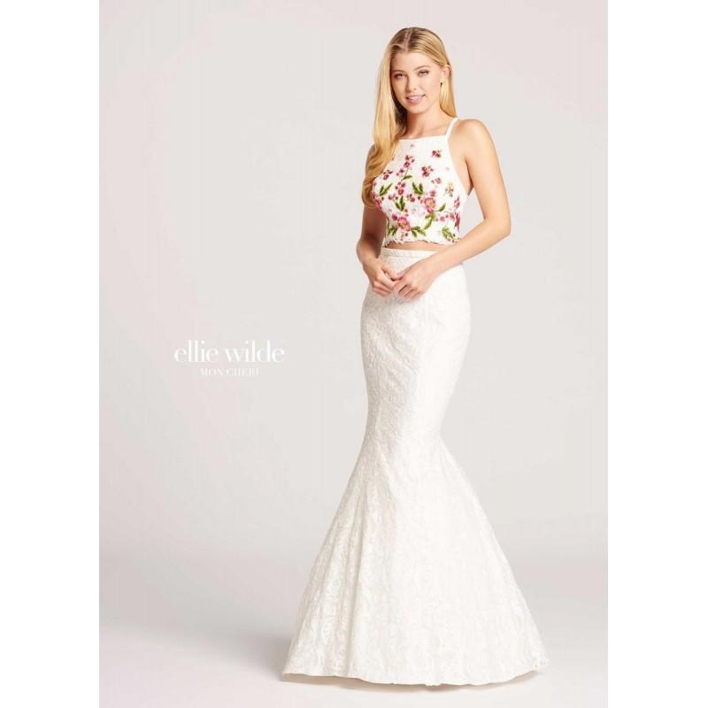 زفاف - Ellie Wilde by Mon Cheri EW118076 - Fantastic Bridesmaid Dresses