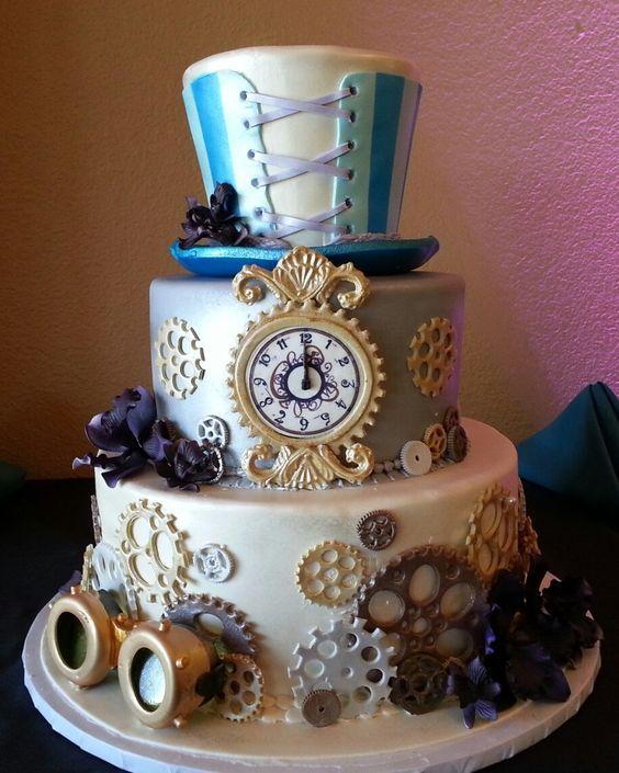 Wedding - 25  Interestingly Unique Wedding Cake Ideas For Your Big Day