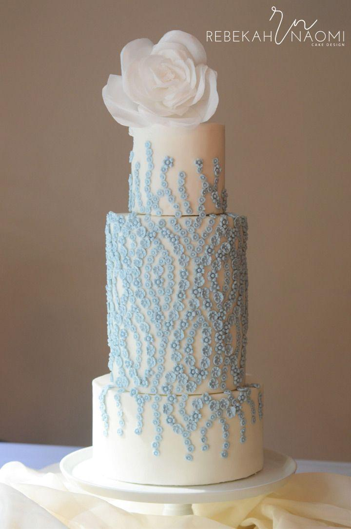 Wedding - Artistic Wedding Cakes By Rebekah Naomi Cake Design