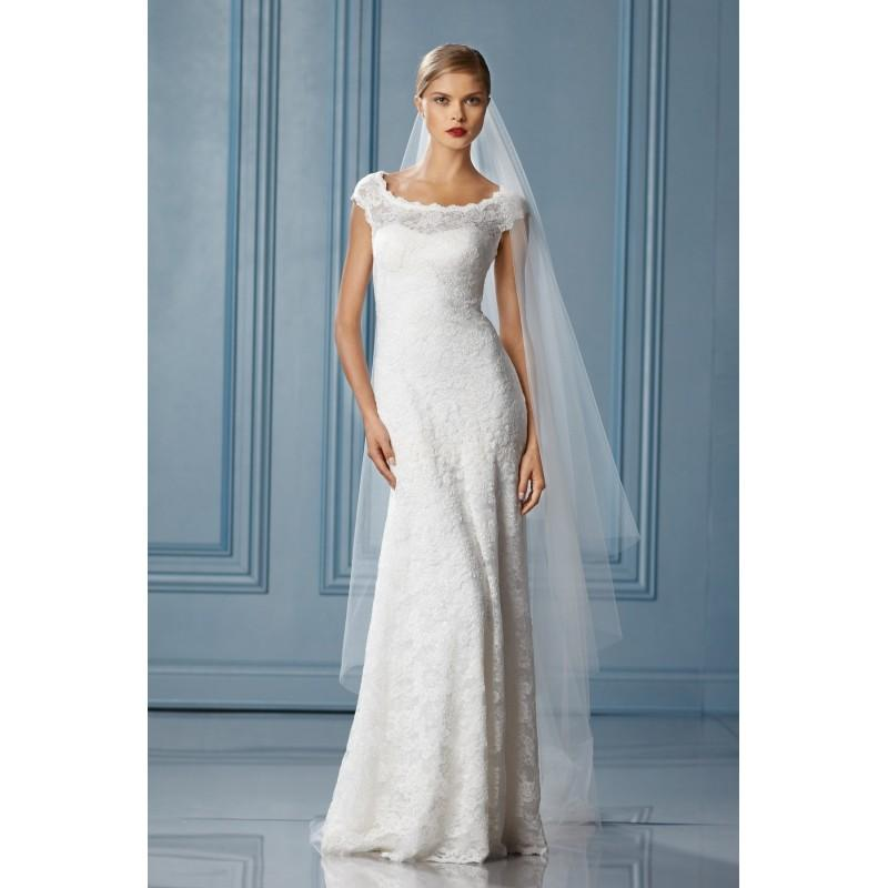 Wtoo By Watters Hannah 10499 Cap Sleeve Lace Wedding Dress - Crazy ...