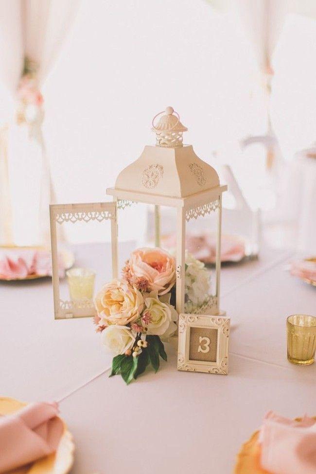 Hochzeit - Wedding Table Numbers