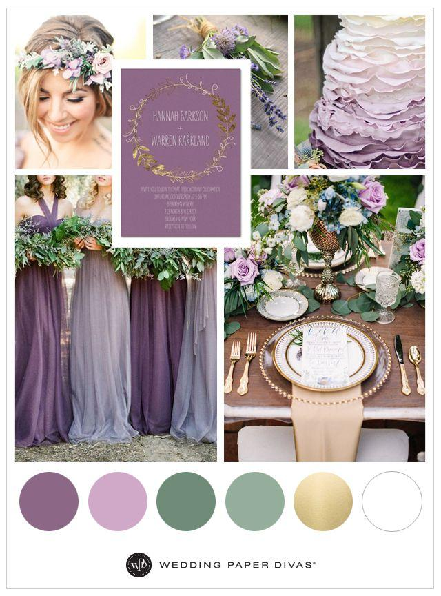 Свадьба - Wedding Inspiration Boards