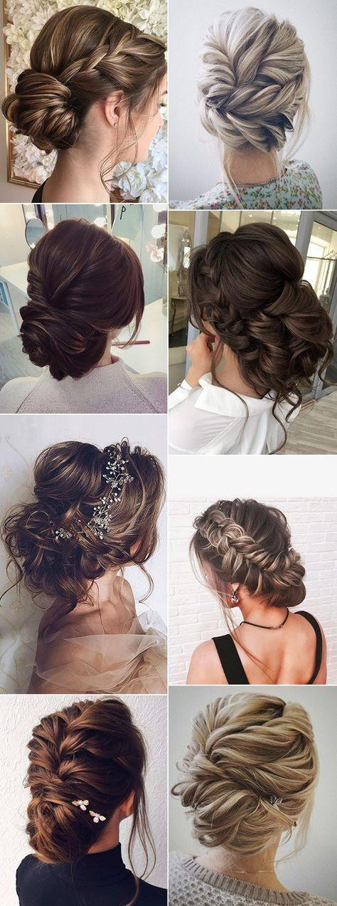 Mariage - Top 15 Wedding Hairstyles For 2017 Trends - Page 3 Of 3