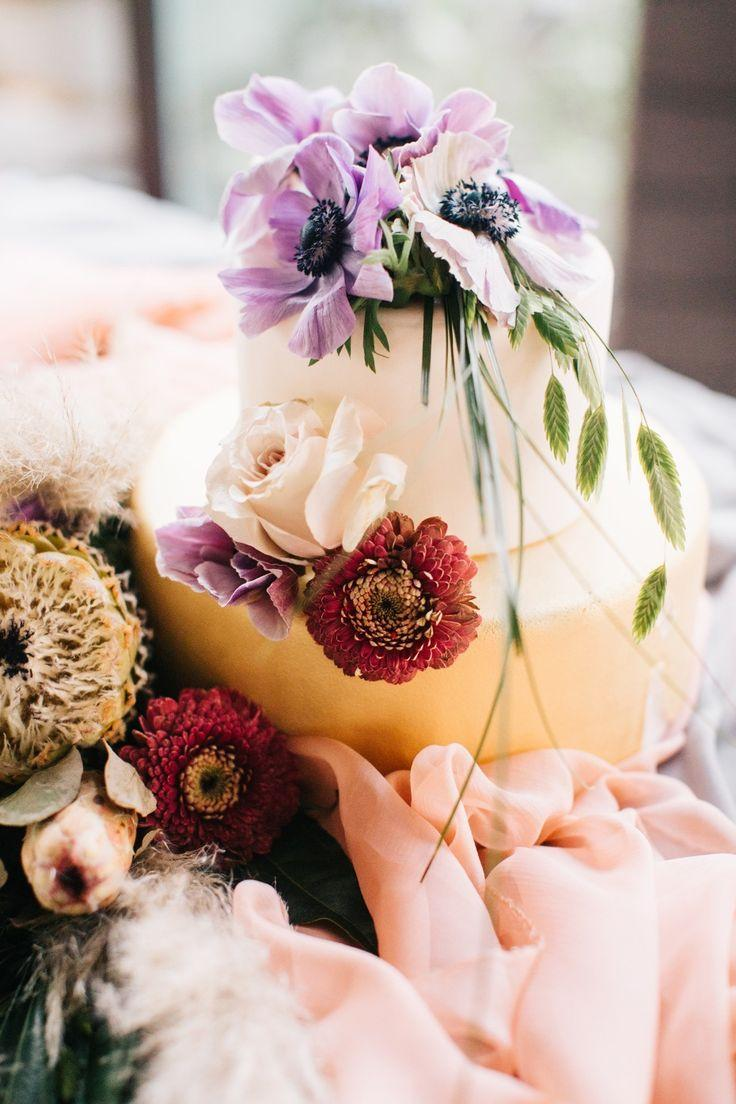 Boda - Modern Chic Wedding Inspiration For The Hopeless Romantic