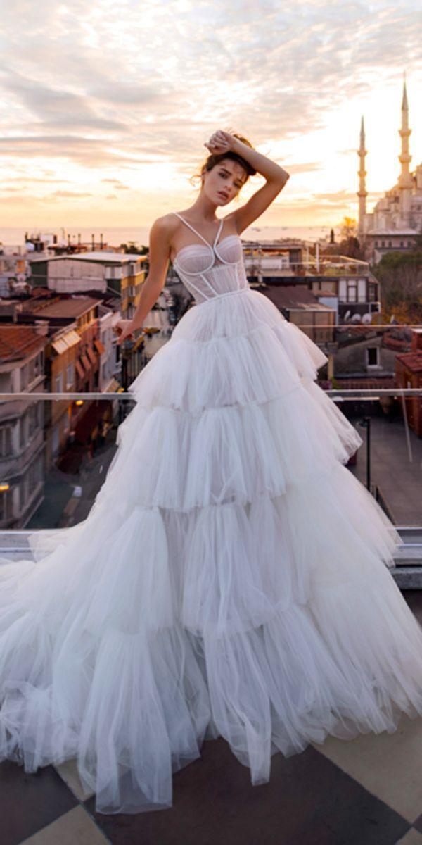 Hochzeit - Blammo Biamo Wedding Dresses For Stylish Bride