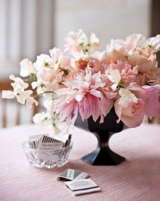 Wedding - Creative Ways To Incorporate Black, White, And Pink Into Your Wedding Décor