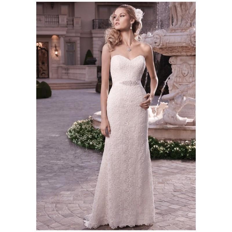 Mariage - Casablanca Bridal 2131 Wedding Dress - The Knot - Formal Bridesmaid Dresses 2018