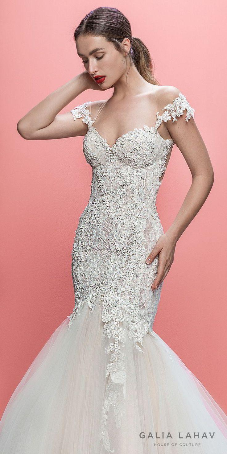 "Hochzeit - Galia Lahav Spring 2019 ""Queen Of Hearts"" Bridal Collection — All The Royalty Inspired Wedding Dresses You Need For Life"