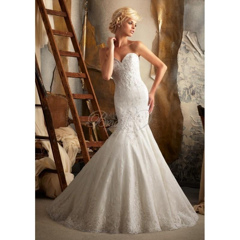 Mariage - Mori Lee Bridal Spring 2013 - Style 1905 - Elegant Wedding Dresses