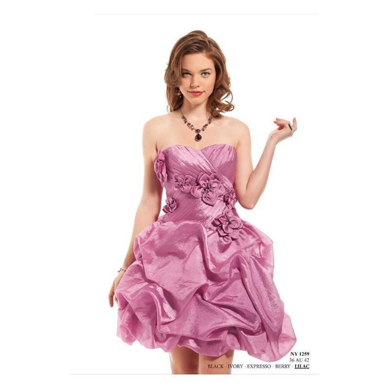 Mariage - Fashion New York Modelo NY 1259 2013 - Tienda nupcial con estilo del cordón