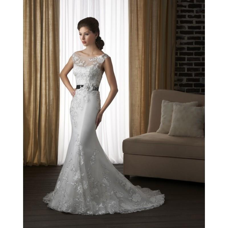 Mariage - Bonny Classic 336 Lace Mermaid Wedding Dress - Crazy Sale Bridal Dresses