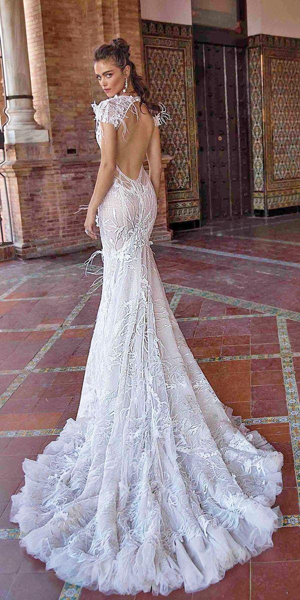 Hochzeit - Berta Wedding Dresses 2018 Which You'll Be Smitten