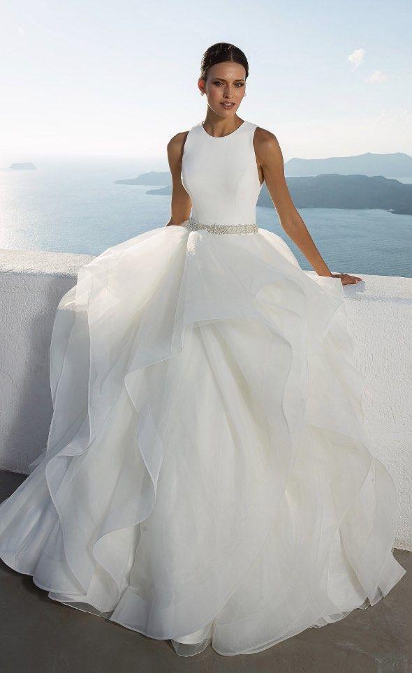 Wedding - Wedding Dress Inspiration - Justin Alexander