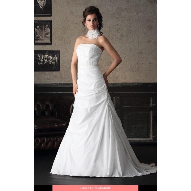 Wedding - Brinkman - BR6054E 2014 Floor Length Straight A-line Sleeveless Short - Formal Bridesmaid Dresses 2018