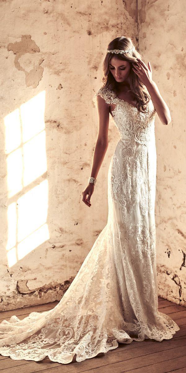 Amazing Anna Campbell 2018 Wedding Dresses #2836491 - Weddbook