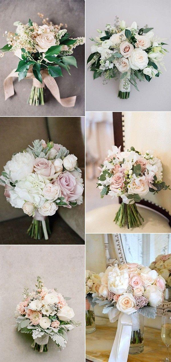Top 15 Blush Pink Wedding Bouquets For Spring 2018 2836557 Weddbook